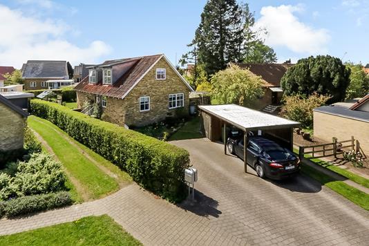 Villa på Prins Gorms Vænge i Odense SV - Ejendommen