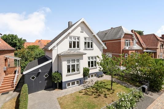 Villa på Kastanievej i Odense M - Ejendommen
