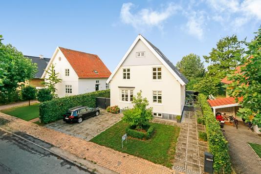 Villa på Rughavevej i Odense M - Ejendommen