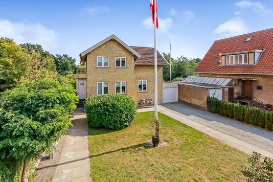 Villa på Østerbæksvej i Odense M - Ejendommen
