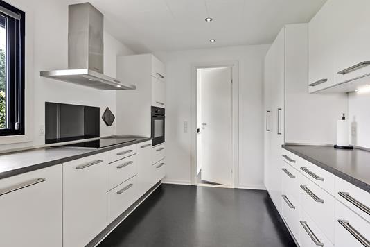 Villa på Hvidkildevænget i Odense M - Køkken