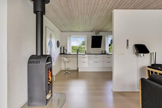 Villa på Blåklokkevej i Odense SV - Stue