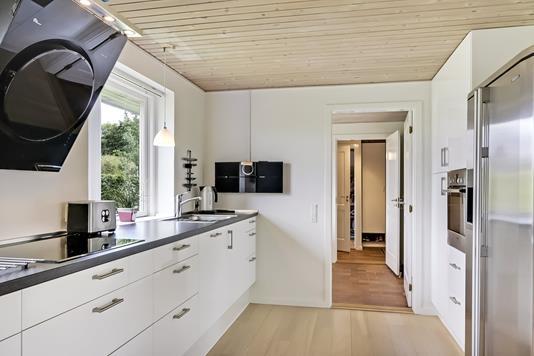 Villa på Blåklokkevej i Odense SV - Køkken