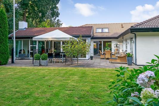 Villa på Goldschmidtsvænget i Odense M - Terrasse