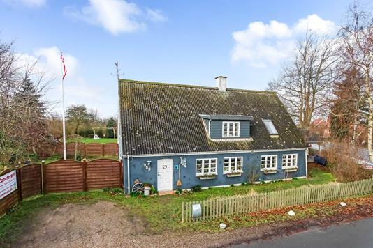 Villa på Ørbækvej i Odense SØ - Ejendommen
