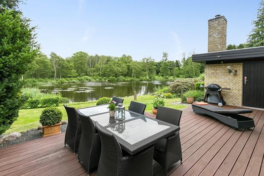 Villa på Skovvej i Morud - Andet