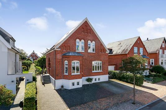 Villa på Fasanvej i Odense M - Ejendommen