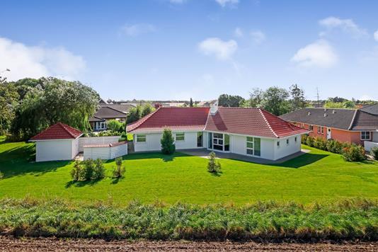 Villa på Villestoftemarken i Odense NV - Ejendommen