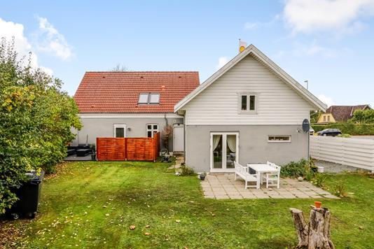 Ejerlejlighed på Hjallesevej i Odense M - Terrasse