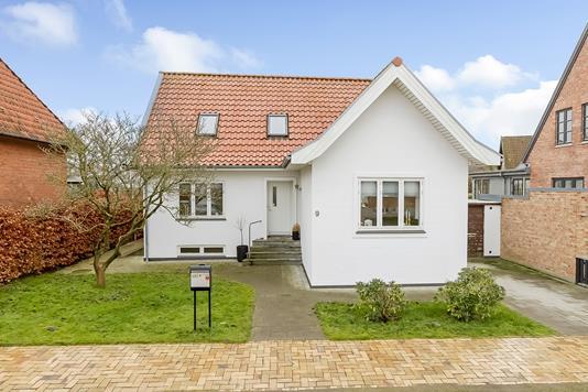 Villa på Chr. Molbechs Vej i Odense M - Ejendommen