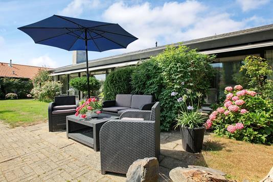 Villa på Abildlunden i Birkerød - Have