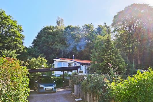 Villa på Ravnsnæsvej i Birkerød - Ejendommen