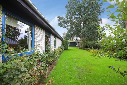 Villa på Gyvelbakken i Birkerød - Have