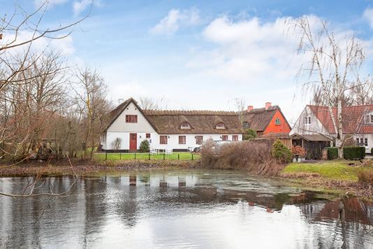 Villa på Hesselgårdsvej i Birkerød - Ejendommen