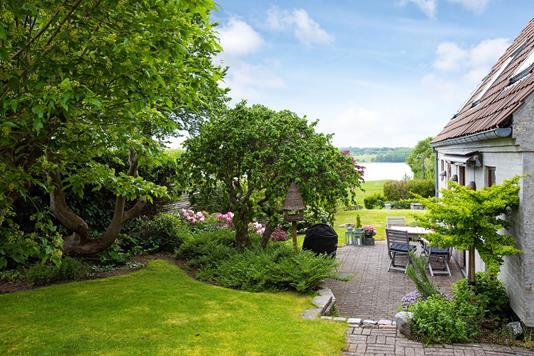 Villa på Soldraget i Birkerød - Have