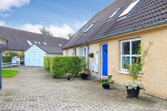 Villa på Jægerhegnet i Allerød - Stue