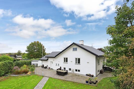 Villa på Brislingvej i Allerød - Ejendommen