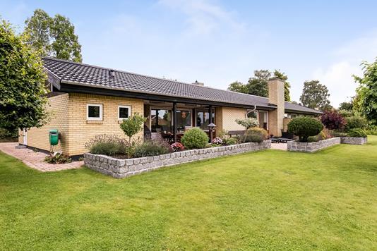 Villa på Hybenvej i Værløse - Ejendommen
