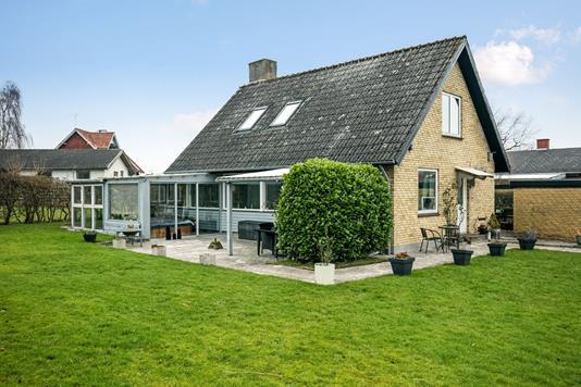 Villa på Nørreskovvang i Værløse - Ejendommen