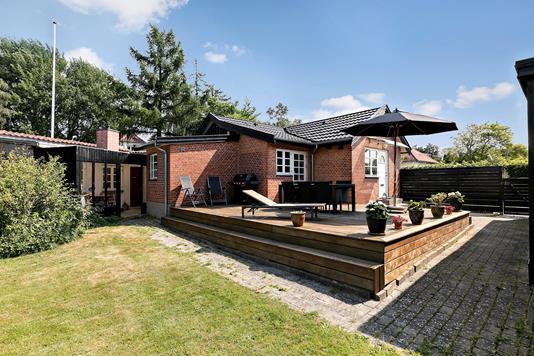 Villa på Søvej i Værløse - Ejendommen