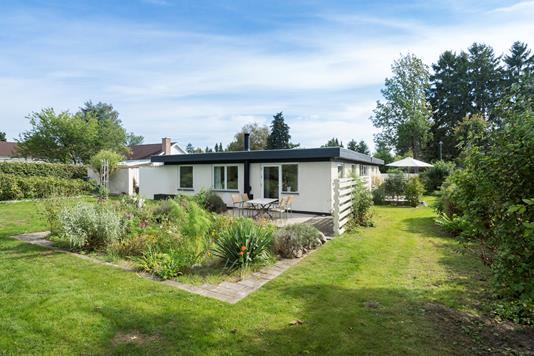 Villa på Evavej i Værløse - Ejendommen