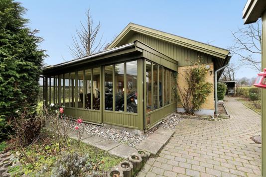 Villa på Højlunds Vænge i Værløse - Ejendommen