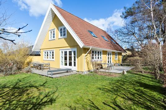 Villa på Jagtporten i Herlev - Ejendommen