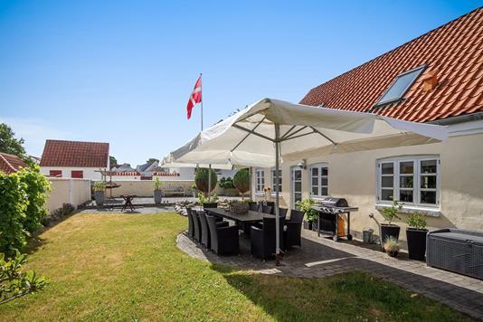 Villa på Mellemgade i Nibe - Ejendommen