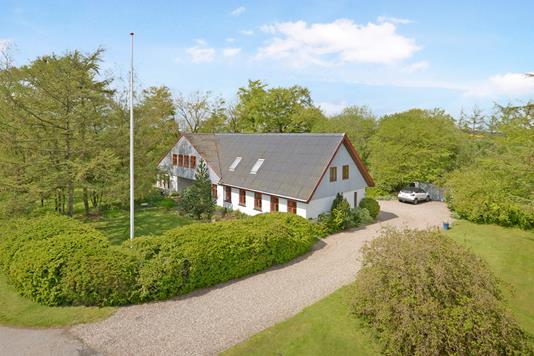 Villa på Kirketerpvej i Nibe - Ejendom 1