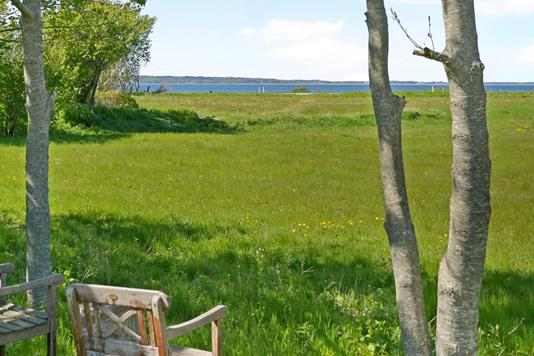 Fritidsbolig på Ålerusen i Nibe - Udsigt