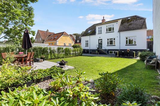 Villa på Nørregade i Nibe - Ejendom 1