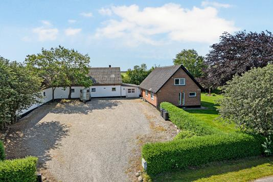 Villa på Snorupvej i Nibe - Ejendom 1