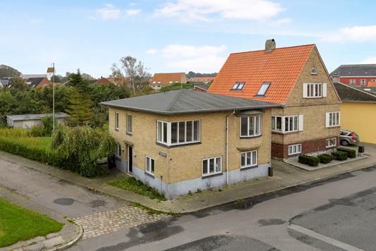 Villa på Kræmmergade i Nibe - Ejendom 1