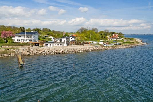 Villa på Sandagervej i Gråsten - Ejendommen