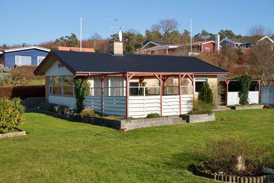 Fritidsbolig på Solvang i Broager - Ejendommen
