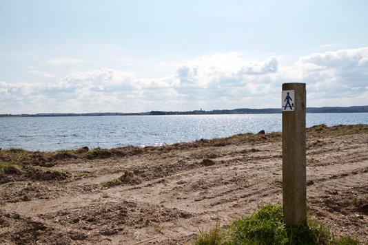 Helårsgrund på Sandagervej i Gråsten - Område