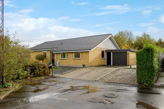 Villa på Benediktesvej i Egernsund - Ejendommen