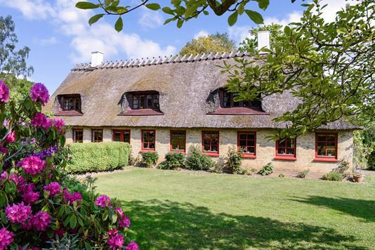 Villa på Lambjergsned i Sydals - Ejendommen