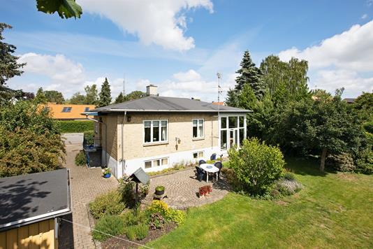 Villa på Rønnealle i Allerød - Ejendommen