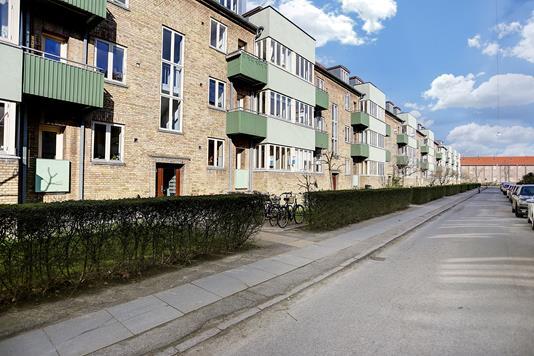 Ejerlejlighed på Offenbachsvej i København SV - Ejendommen