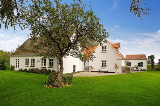 Villa på Vejs Ende i Store Heddinge - Ejendommen