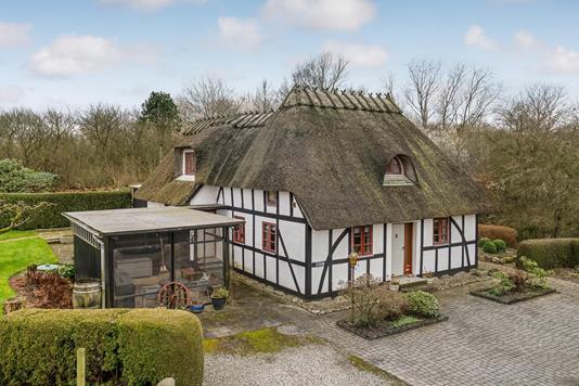 Villa på Hestehøjvej i Odense S - Ejendommen