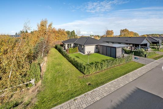 Villa på Åbrinken i Odense SØ - Ejendommen