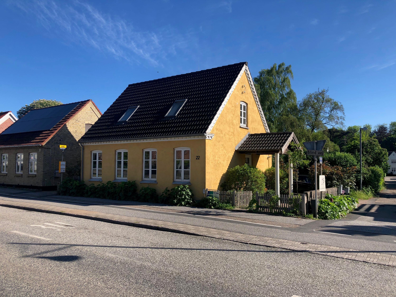 dobbelthus til salg sjælland