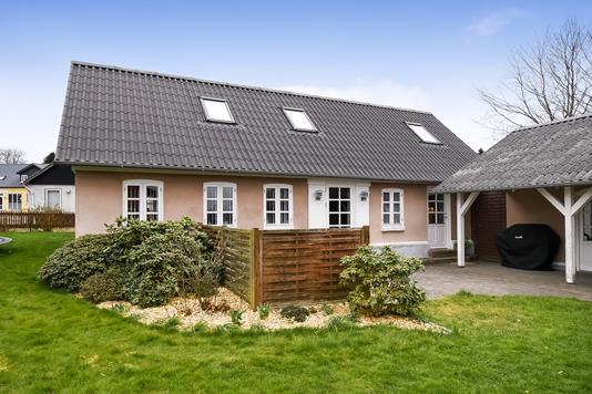Ejstrupholm fitness hus til salg Børkop